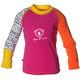 Isbjörn Sun - T-shirt manches longues Enfant - orange/rose